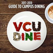 VCUDine 2017-2018 Brochure