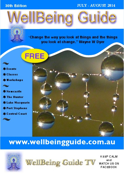 WellBeing Guide, July-August 2014 July-August 2014. 30th Edition