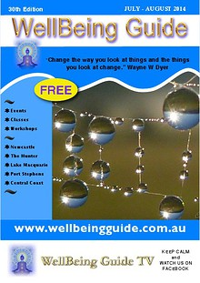 WellBeing Guide, July-August 2014