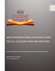 WES Student Advisor