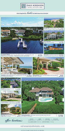 Vero Beach Real Estate Ad - 08/2014