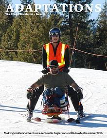 Adaptations: The Central California Adaptive Sports Center Newsletter