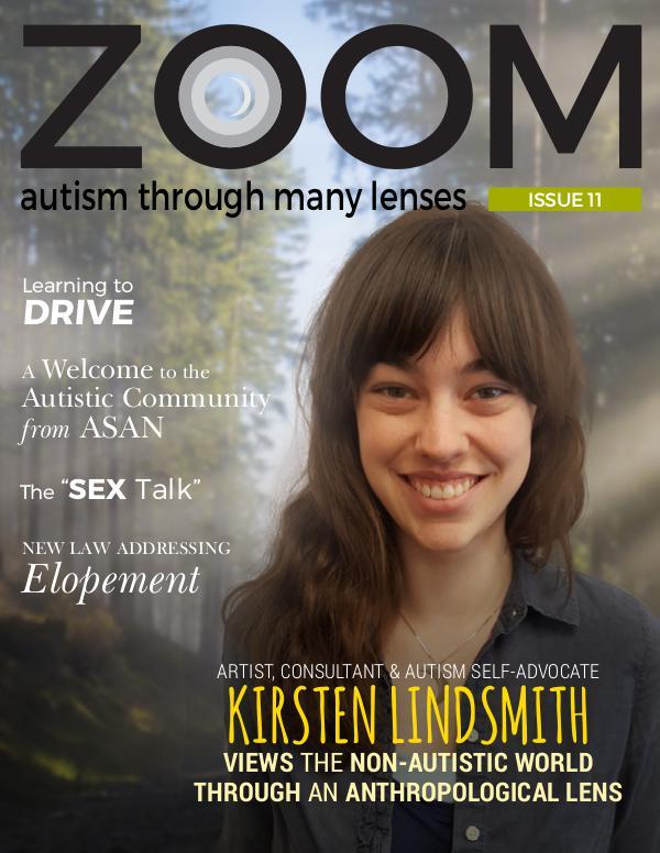 Zoom Autism Magazine Issue 11