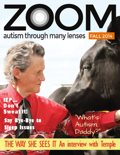 Zoom Autism Magazine Issue 1 Fall 2014