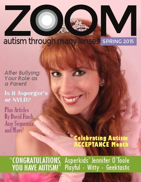 Zoom Autism Magazine Issue 3 Spring 2015