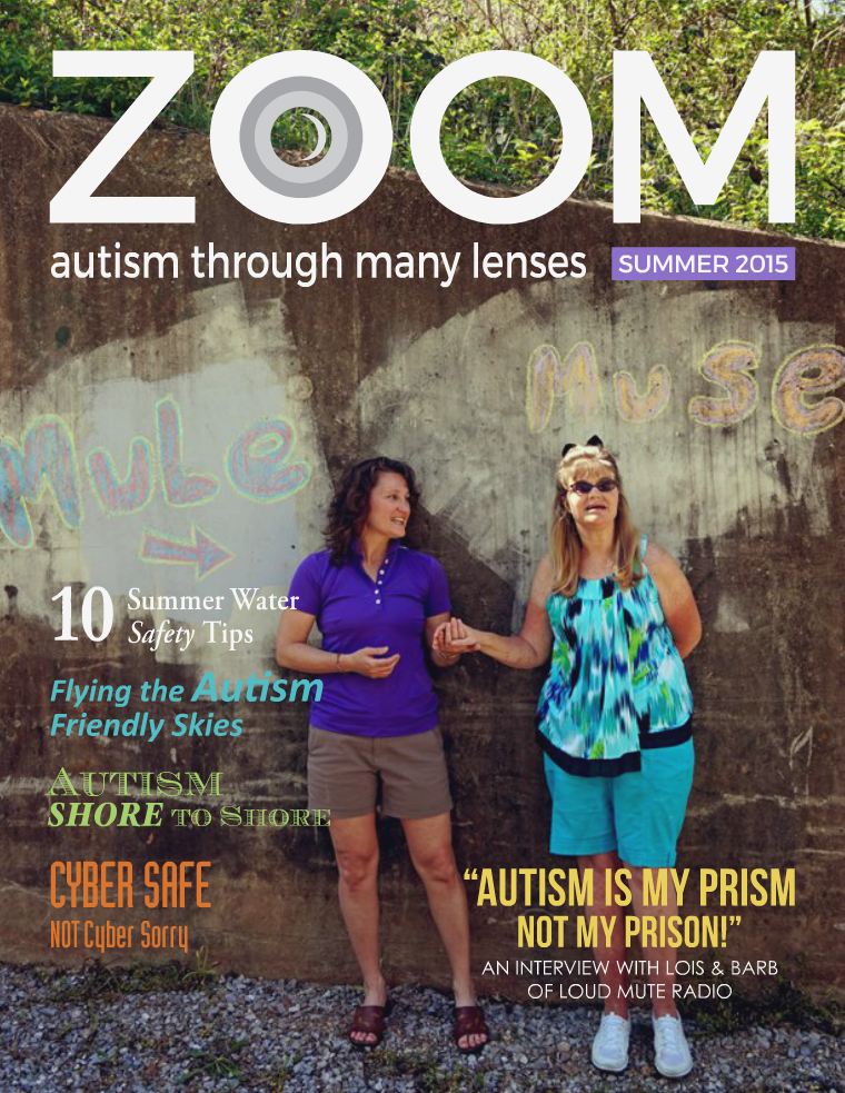 Zoom Autism Magazine Summer 2015 (Issue 4)