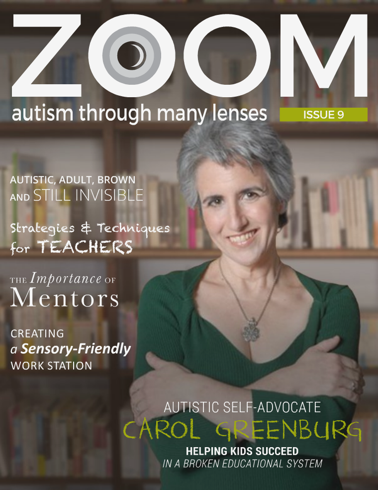 Zoom Autism Magazine Issue 9