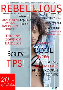 Rebellious Hylights Magazine