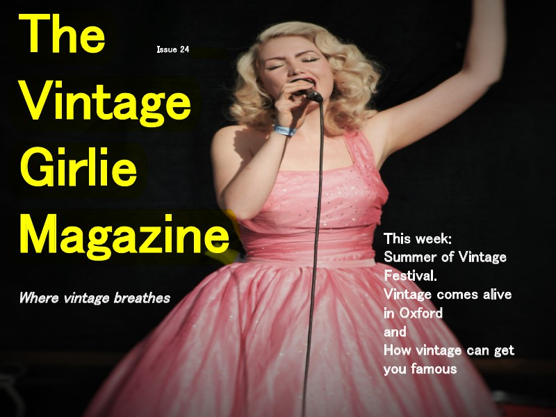 The Vintage Eye Issue 2