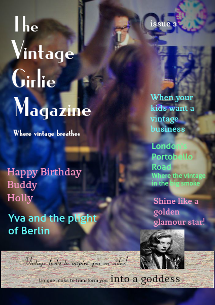 The Vintage Eye Issue 3