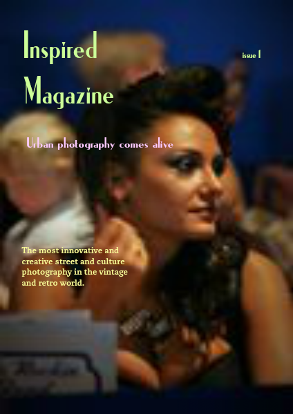Inspired Magazine Issue 1