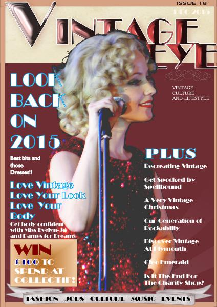The Vintage Eye Issue 18