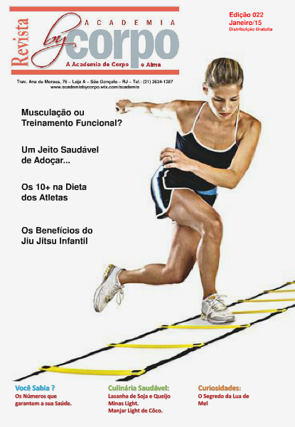 Revista By Corpo - Janeiro/15 - Edição 22 Edição 22