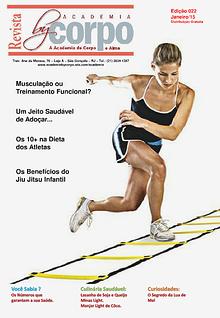 Revista By Corpo - Janeiro/15 - Edição 22