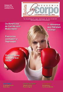 Revista Digital By Corpo - Fev-2015 - Edição 23