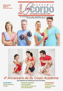 Revista By Corpo - Maio 2015
