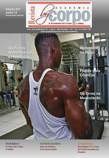 Revista By Corpo - Julho 2015