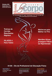 Revista By Corpo Academia - Setembro-2015