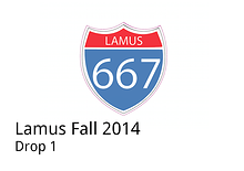 Lamus Fall 2014 Drop 1