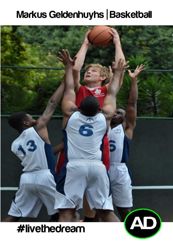Markus Geldenhuys | Basketball