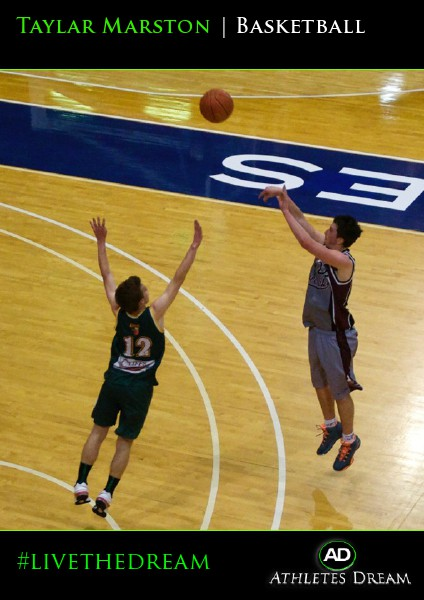 Taylar Marston | Basketball