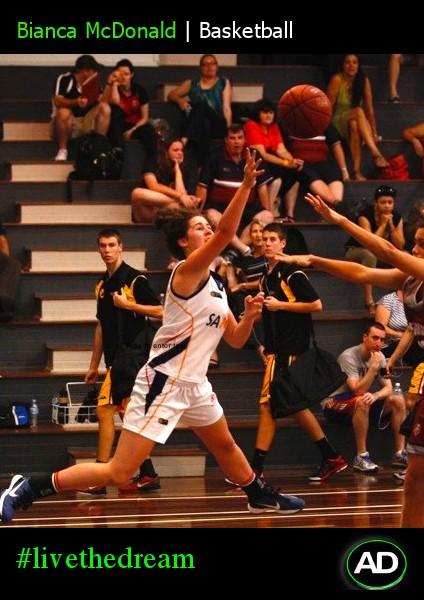 Bianca Macdonald | Basketball