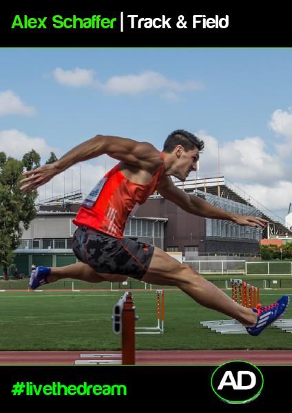 Alex Schaffer | Track & Field