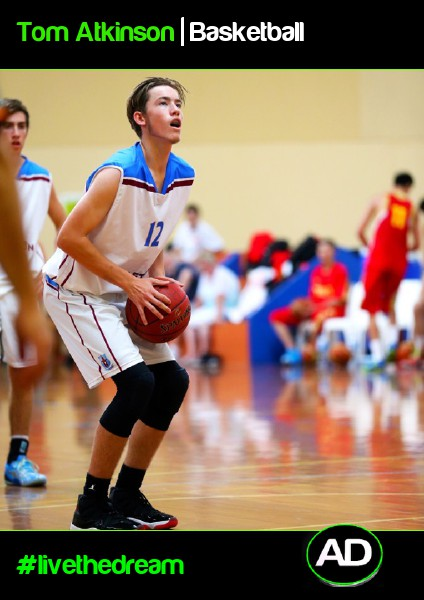 Tom Atkinson | Basketball