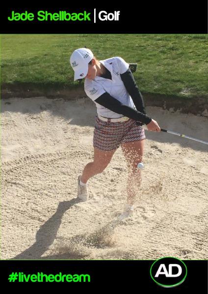Jade Shellback   Golf