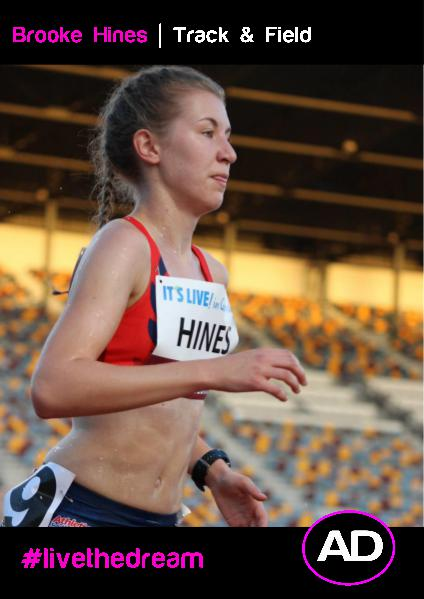 Athletes Dream Brooke Hines | Track & Field