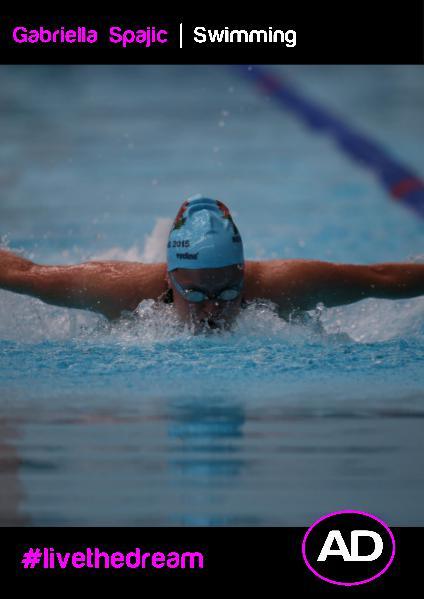 Gabriella Spajic | Swimming