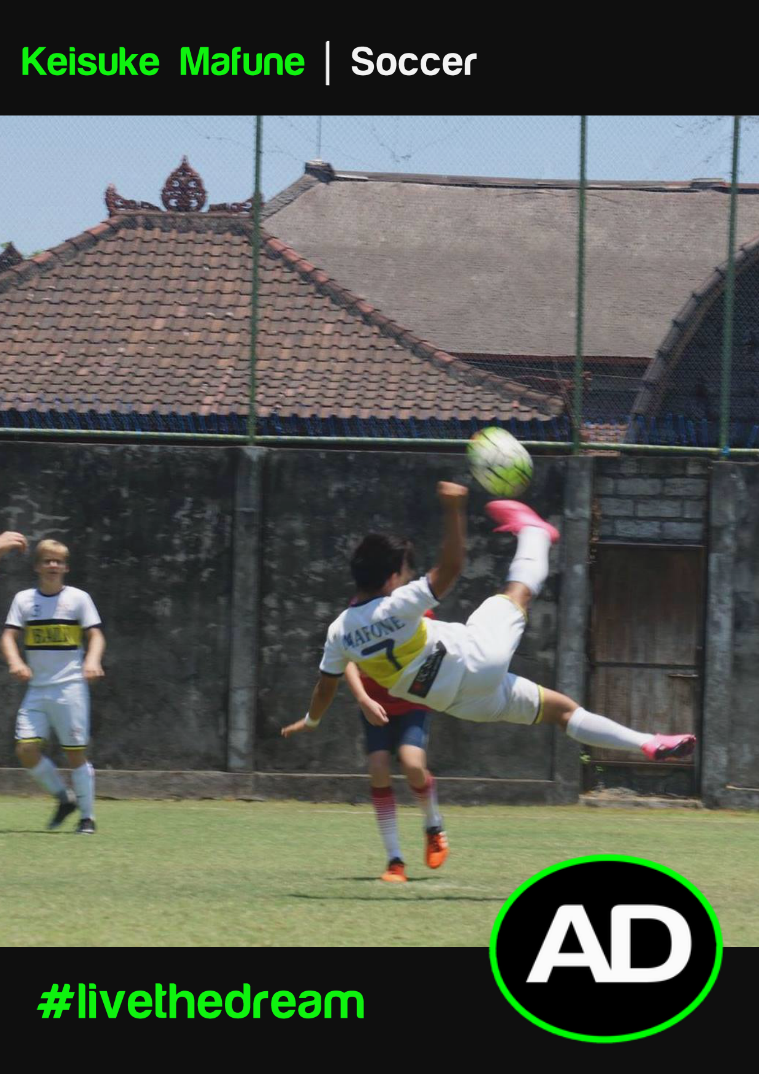 Keisuke Mafune | Soccer
