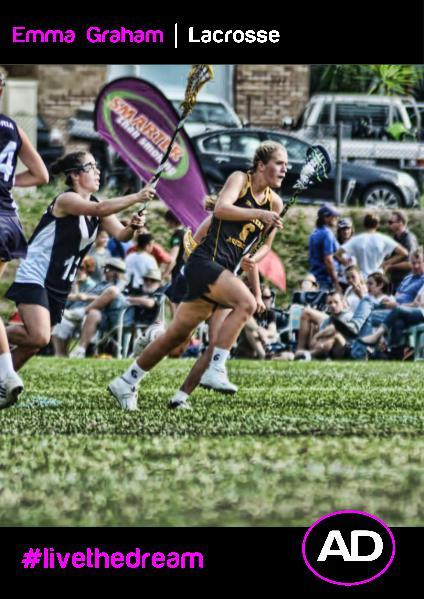 Emma Graham | Lacrosse