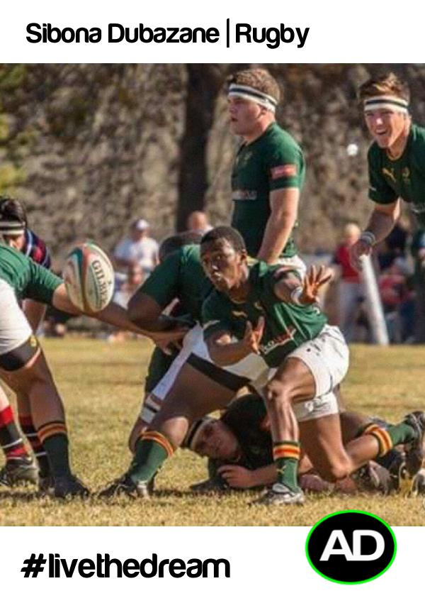 Sibona Dubazane | Rugby