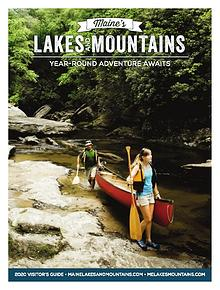 Maine's Lakes & Mountains Visitor's Guide