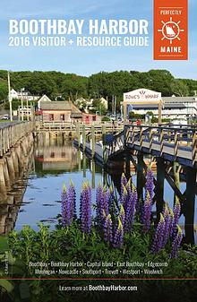 Boothbay Harbor Region Visitor Guide
