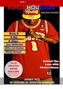 I'm So Houston Magazine Preview Edition