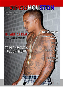 I'm So Houston Magazine Preview Edition
