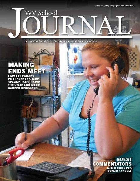 2014_Journal_Interactive.pdf WV School Journal - Fall 2014