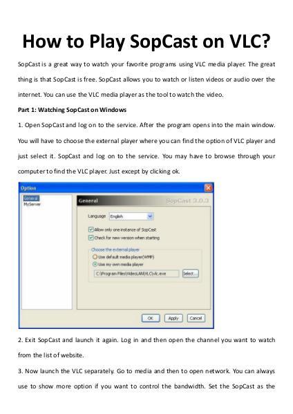 multimedia software tipsBest Fast AVI Joiner to Join Multiple AVI Fil How to Play SopCast on VLC?