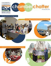November 2016 Chamber Chatter