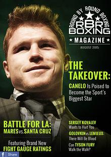 RBRBoxing Magazine