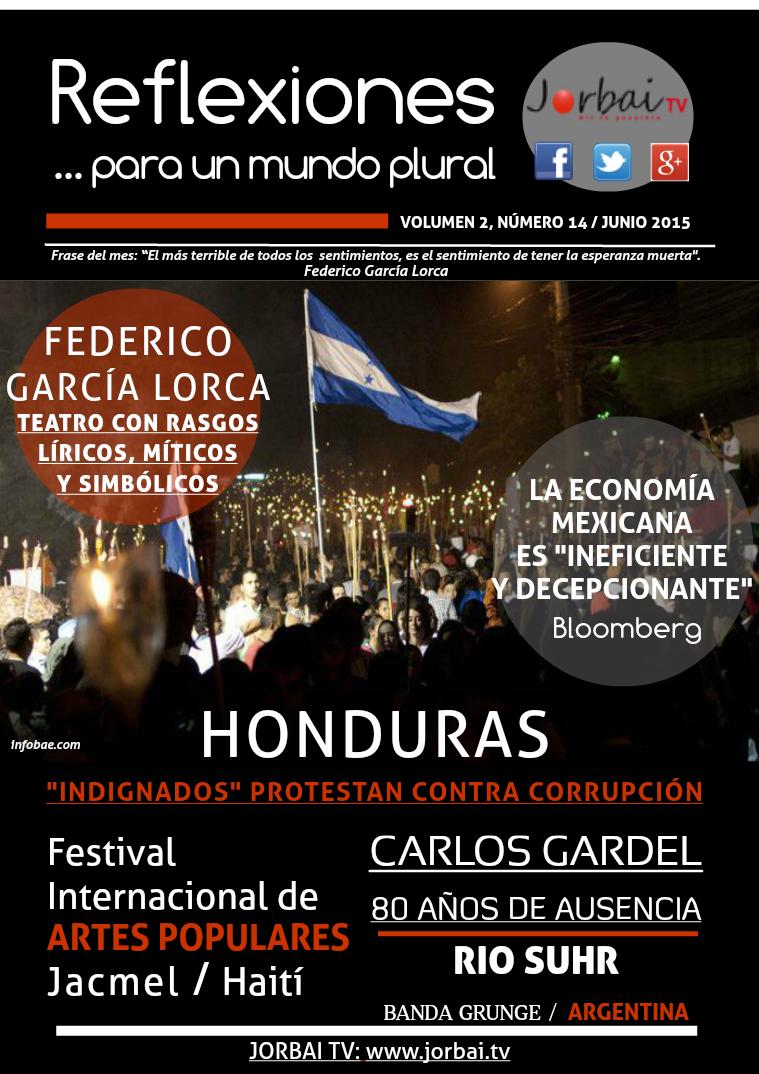 Reflexiones Volumen 2, número 14 Junio 2015