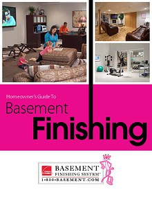Homeowner's Guide To Basement Finishing