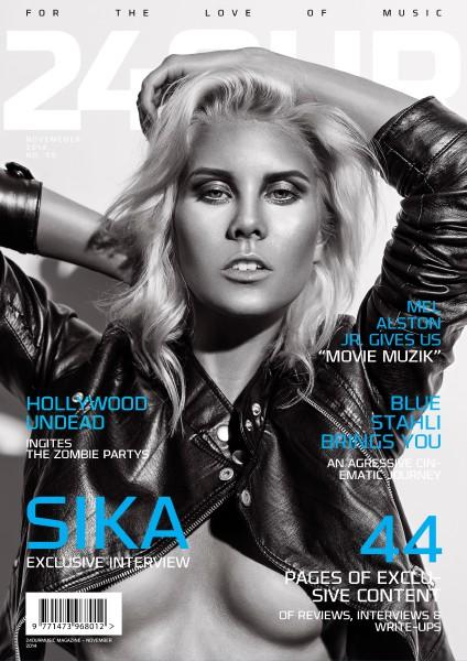 24OurMusic Magazine November 2014