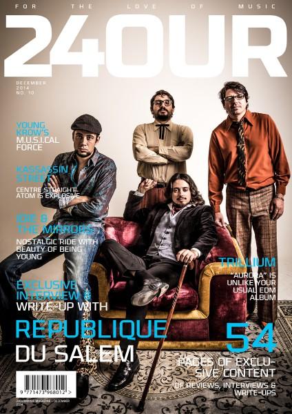 24OurMusic Magazine December 2014
