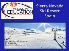 Sierra Nevada Ski Resort, Spain