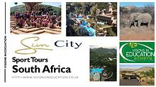 Sports Tours Sun City South Africa