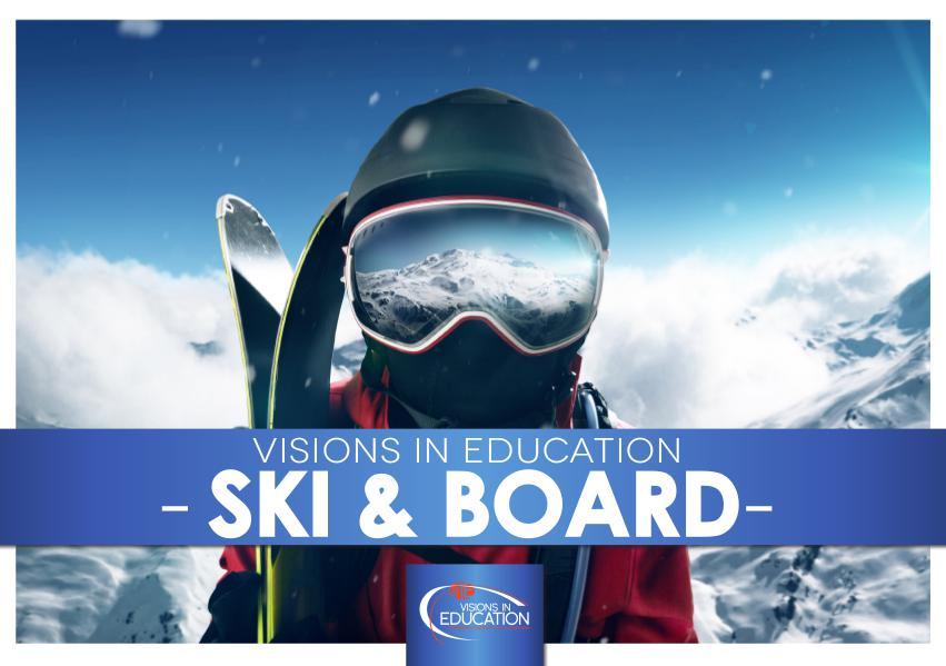 Ski & Board Visions 2017 Ski & Board 2017