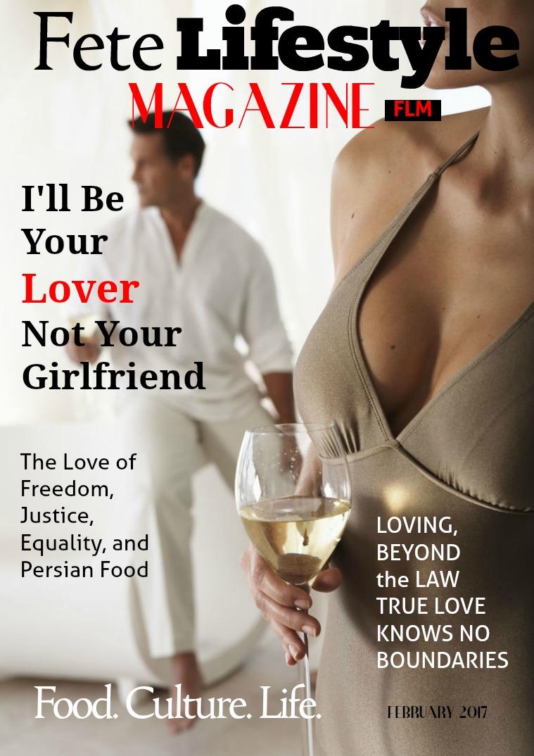 Fete Lifestyle Magazine February 2017 Love Issue